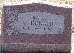 Ira Earl McDonald