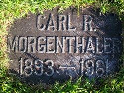 Carl R Morgenthaler