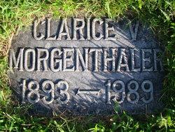 Clarice V Morgenthaler