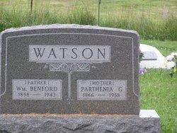 William Benford Watson