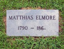 Matthias Elmore