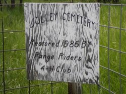 Jolley private Cemetery