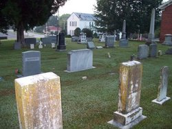 Pittsboro Presbyterian Church Cemetery