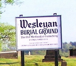 Wesleyan Burial Ground