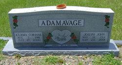 A'Lama Corinne Adamavage