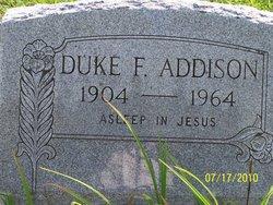 Duke Ferdinand Addison