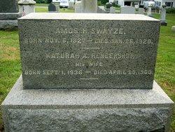 Amos H Swayze