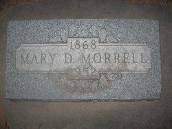 Mary Ann <i>Daines</i> Morrell