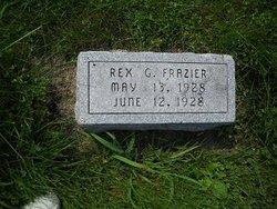 Rex Glenn Frazier
