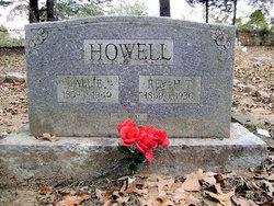 Rev Hiram Tilman Howell