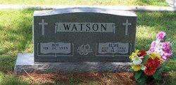 Elsie M. <i>Walea</i> Watson
