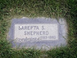 Sarepta Bell <i>Sevy</i> Shepherd