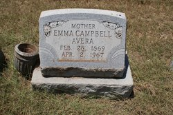Emma Campbell Avera