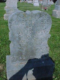 Agnes J Ege