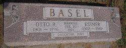 Otto R Basel