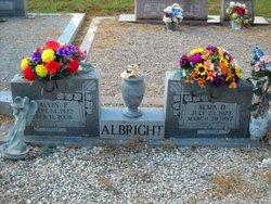 Alvin P Albright
