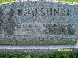 Josephine <i>Irwin</i> Boughner