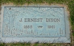 Joseph Ernest Dixon