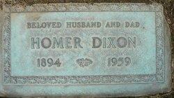 Homer Dixon