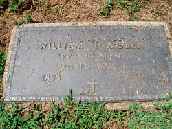 Pvt William Isaac Nolen, II