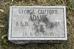 George Clifford Adams