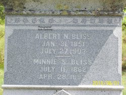 Albert Norman Bliss