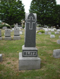 Margaret <i>Lutz</i> Blitz