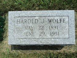 Harold J. Wolfe