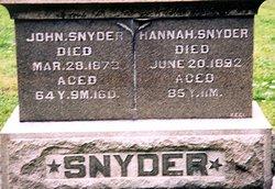 Hannah Marie <i>Feuring</i> Snyder