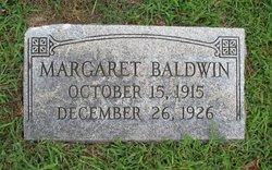 Margaret Baldwin