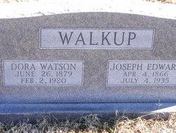 Dora <i>Watson</i> Walkup