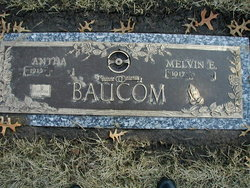 Antha <i>McConnell</i> Baucom