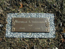 Susan Maybelle <i>McConnell-Turpin_White</i> -Snellgrove