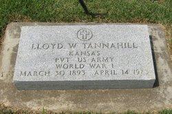 Lloyd Wellington Tannahill