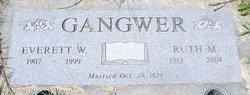 Ruth Margaret <i>Lehr</i> Gangwer