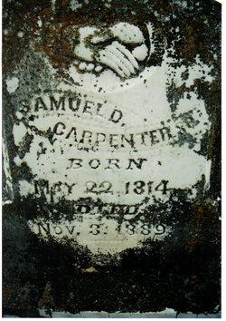 Samuel Davis Carpenter, Sr