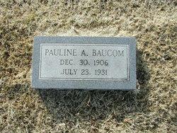 Alva Pauline Baucom