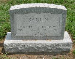 Elizabeth Lizza <i>Bolen</i> Bacon