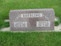 Melvin Edward Roebling
