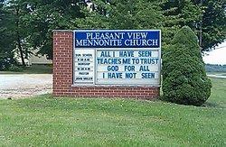 Pleasant View Church Cemetery