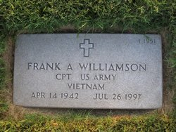 Frank Ayers Williamson