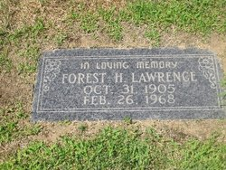 Forest H Lawrence