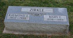 Raymond E Zirkle