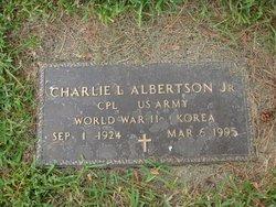 Charlie L Albertson, Jr