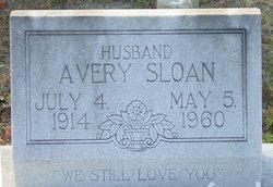 Avery Sloan