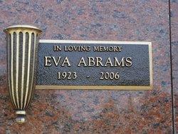 Eva P Abrams