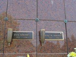 Hal B Abrams