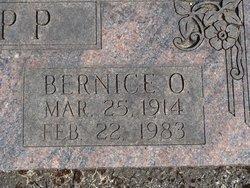 Bernice Opal <i>Knight</i> Hepp