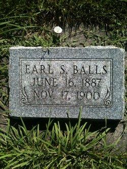 Earl Steven Balls