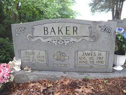 Ellie J Baker